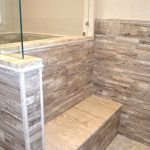 limoge construction walk in shower with seat
