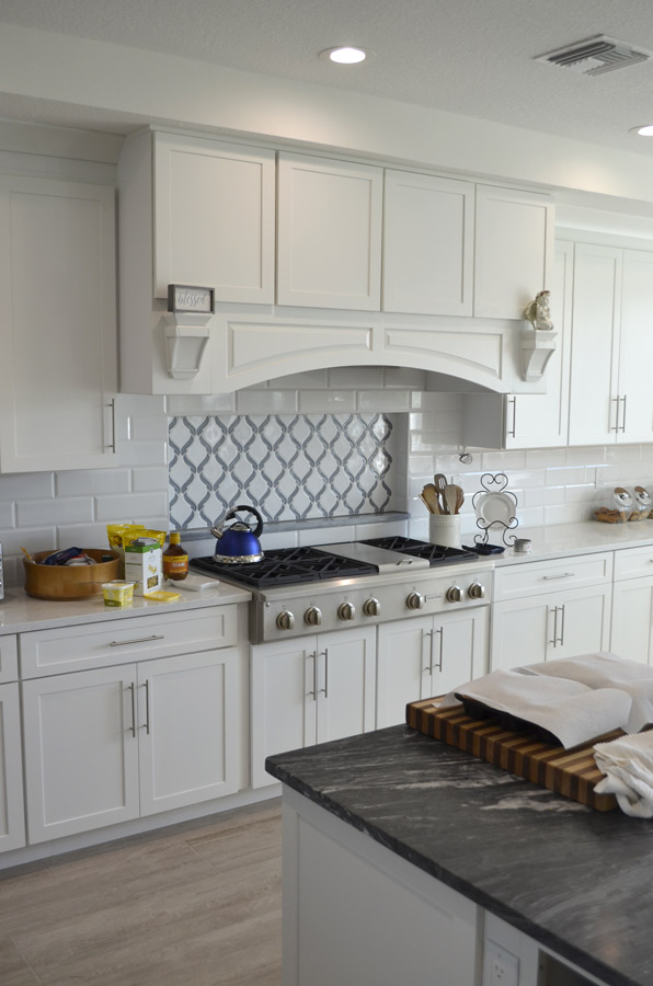 limoge construction residential renovation kitchen renovation with large gas stove